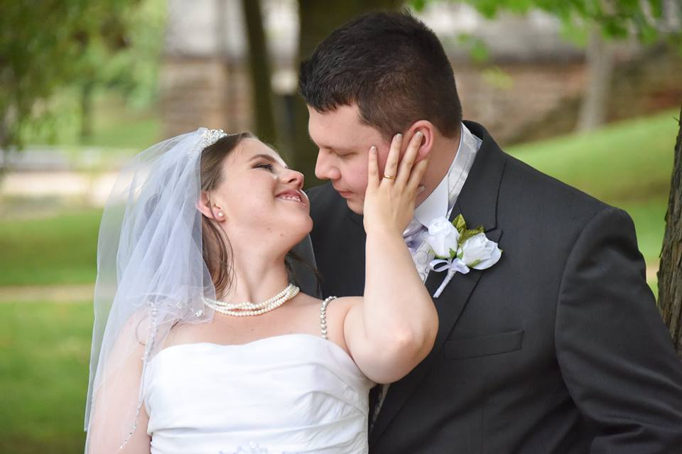 Real Wedding – Ben and Claire