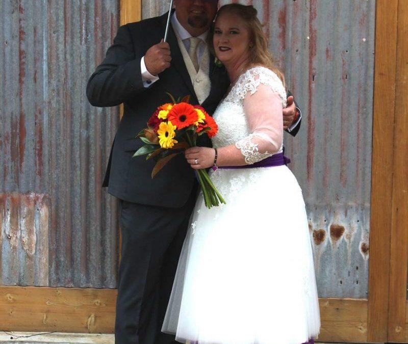 Real Wedding – Kate and Danny