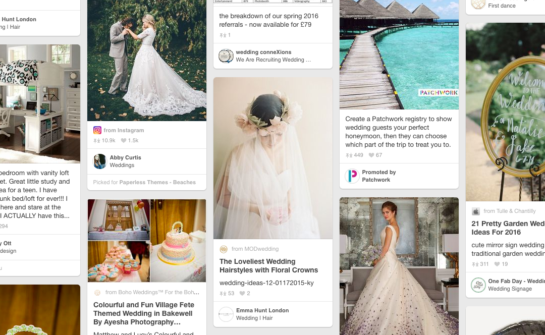 Pinterest – Social Media Tips