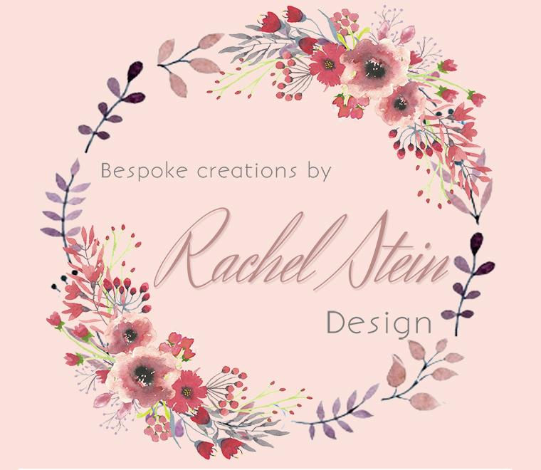 Bespoke Wedding Invitation Design by Rachel Stein Design