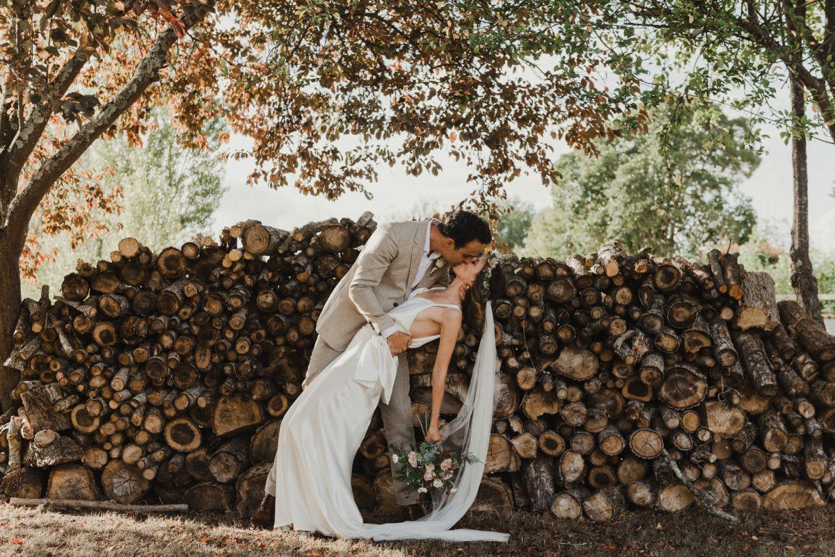 Will Patrick Wedding photography Autumn couple