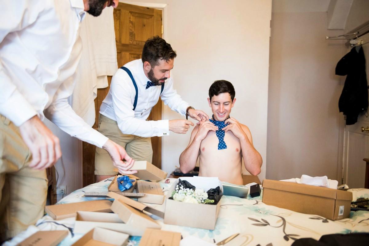 Jessica Grace Photogrpahy - Wedding day prep